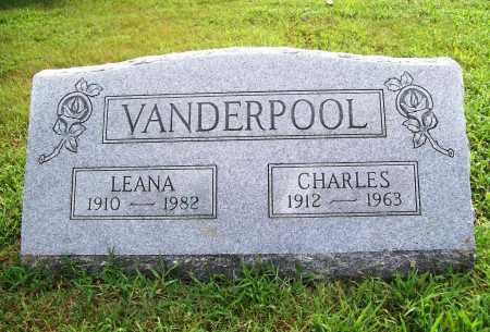VANDERPOOL, CHARLES - Benton County, Arkansas | CHARLES VANDERPOOL - Arkansas Gravestone Photos