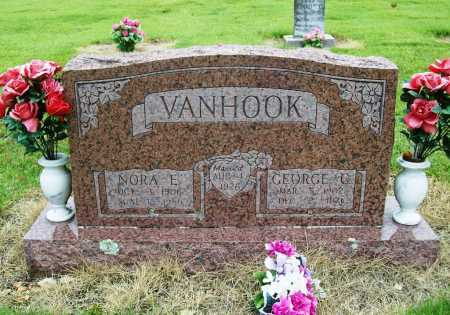 VANHOOK, GEORGE C. - Benton County, Arkansas | GEORGE C. VANHOOK - Arkansas Gravestone Photos