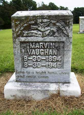 VAUGHAN, MARVIN - Benton County, Arkansas | MARVIN VAUGHAN - Arkansas Gravestone Photos
