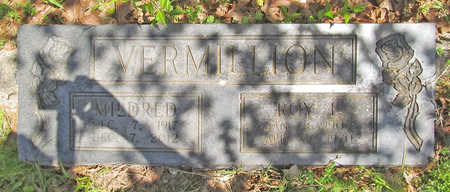 VERMILLION, ROY L - Benton County, Arkansas | ROY L VERMILLION - Arkansas Gravestone Photos