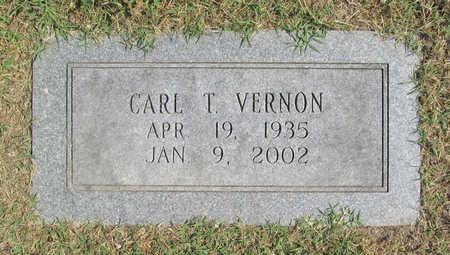 VERNON, CARL THOMAS - Benton County, Arkansas | CARL THOMAS VERNON - Arkansas Gravestone Photos