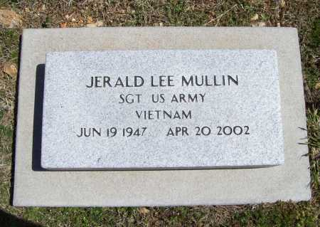 MULLIN (VETERAN VIET), JERALD LEE - Benton County, Arkansas | JERALD LEE MULLIN (VETERAN VIET) - Arkansas Gravestone Photos