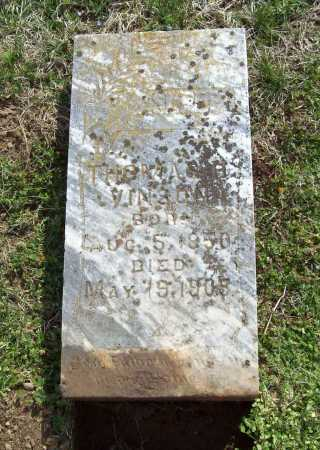 VINSON, THOMAS H. - Benton County, Arkansas | THOMAS H. VINSON - Arkansas Gravestone Photos