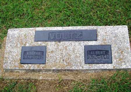 VOLTZ, ALBERT - Benton County, Arkansas | ALBERT VOLTZ - Arkansas Gravestone Photos