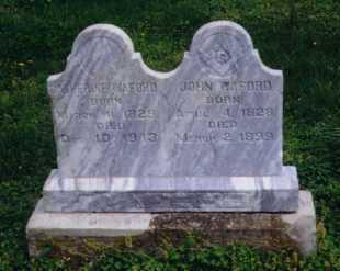 CHADWICK WAFORD, CATHARINE QUEEN - Benton County, Arkansas   CATHARINE QUEEN CHADWICK WAFORD - Arkansas Gravestone Photos