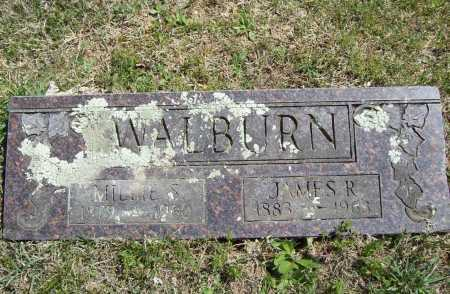 WALBURN, JAMES R. - Benton County, Arkansas | JAMES R. WALBURN - Arkansas Gravestone Photos