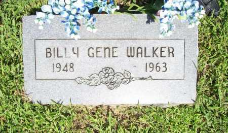 WALKER, BILLY GENE - Benton County, Arkansas | BILLY GENE WALKER - Arkansas Gravestone Photos