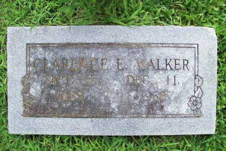 WALKER, CLARENCE E. - Benton County, Arkansas | CLARENCE E. WALKER - Arkansas Gravestone Photos