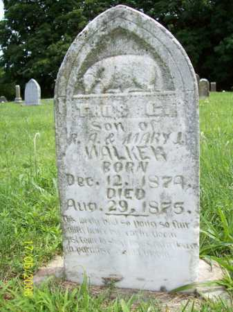 WALKER, THOMAS C. - Benton County, Arkansas | THOMAS C. WALKER - Arkansas Gravestone Photos