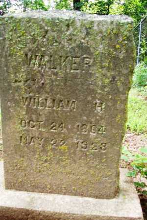 WALKER, WILLIAM H. - Benton County, Arkansas | WILLIAM H. WALKER - Arkansas Gravestone Photos