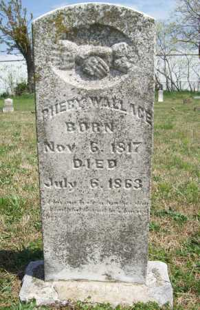 WALLACE, PHEBY - Benton County, Arkansas | PHEBY WALLACE - Arkansas Gravestone Photos