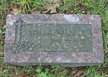 WALLACE, STELLA - Benton County, Arkansas | STELLA WALLACE - Arkansas Gravestone Photos