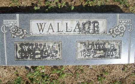 BOMAN WALLACE, MARY ELLEN - Benton County, Arkansas | MARY ELLEN BOMAN WALLACE - Arkansas Gravestone Photos