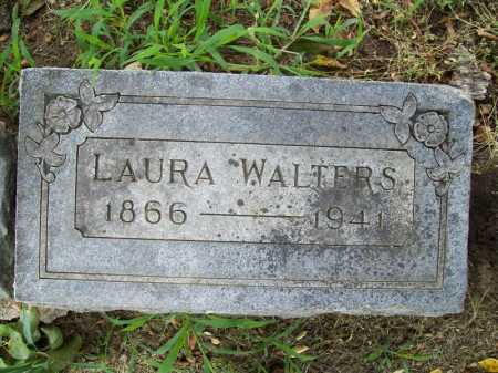 WALTERS, LAURA - Benton County, Arkansas | LAURA WALTERS - Arkansas Gravestone Photos