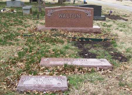 WALTON FAMILY PLOT,  - Benton County, Arkansas |  WALTON FAMILY PLOT - Arkansas Gravestone Photos
