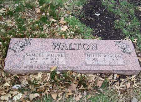 WALTON, HELEN - Benton County, Arkansas | HELEN WALTON - Arkansas Gravestone Photos