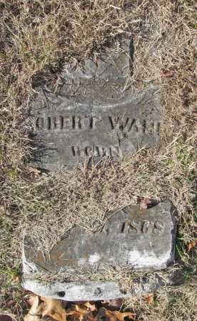 WANN, ROBERT - Benton County, Arkansas | ROBERT WANN - Arkansas Gravestone Photos