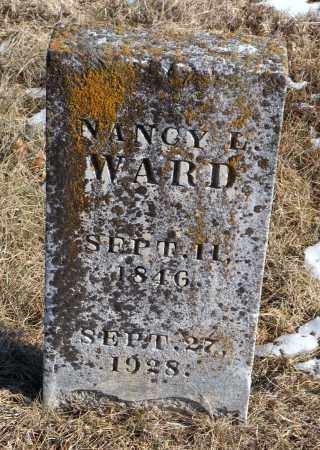 WARD, NANCY L - Benton County, Arkansas | NANCY L WARD - Arkansas Gravestone Photos