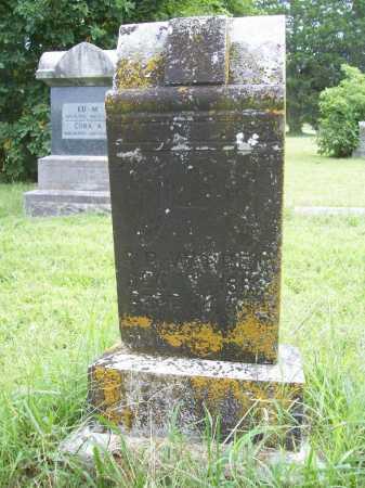 WARREN, C. P. - Benton County, Arkansas   C. P. WARREN - Arkansas Gravestone Photos