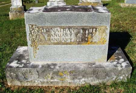 WATERS, NATHAN L., DR. - Benton County, Arkansas | NATHAN L., DR. WATERS - Arkansas Gravestone Photos