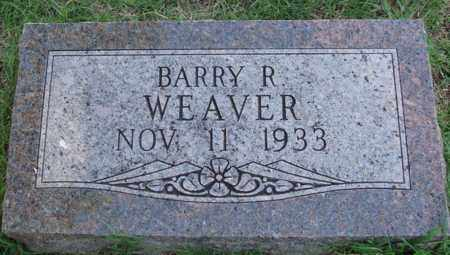 WEAVER, BARRY R. - Benton County, Arkansas | BARRY R. WEAVER - Arkansas Gravestone Photos