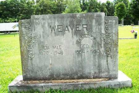WEAVER, IDA MAE - Benton County, Arkansas | IDA MAE WEAVER - Arkansas Gravestone Photos