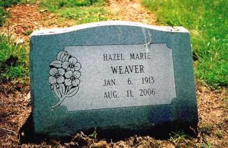 WEAVER, HAZEL MARIE - Benton County, Arkansas | HAZEL MARIE WEAVER - Arkansas Gravestone Photos