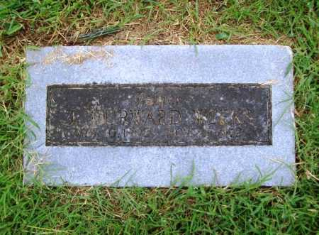 WEEKS, J. DURWARD - Benton County, Arkansas | J. DURWARD WEEKS - Arkansas Gravestone Photos