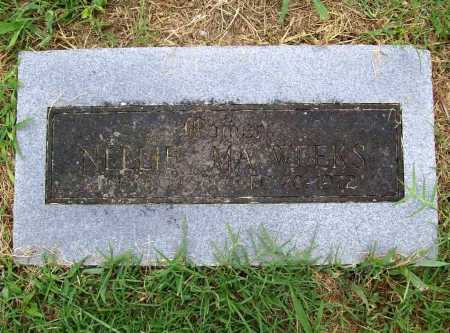 WEEKS, NELLIE IMA - Benton County, Arkansas | NELLIE IMA WEEKS - Arkansas Gravestone Photos