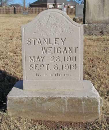 WEIGANT, STANLEY - Benton County, Arkansas | STANLEY WEIGANT - Arkansas Gravestone Photos