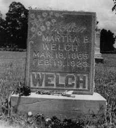 WELCH, BELLE - Benton County, Arkansas | BELLE WELCH - Arkansas Gravestone Photos