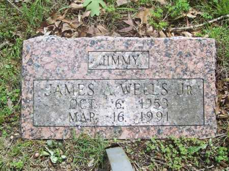 "WELLS, JAMES A. JR. ""JIMMY"" - Benton County, Arkansas 