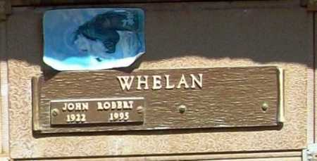 WHELAN (VETERAN), JOHN ROBERT - Benton County, Arkansas | JOHN ROBERT WHELAN (VETERAN) - Arkansas Gravestone Photos
