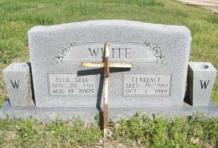 WHITE, CLARENCE - Benton County, Arkansas | CLARENCE WHITE - Arkansas Gravestone Photos
