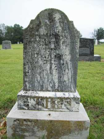 WHITE, ESTEL C. - Benton County, Arkansas | ESTEL C. WHITE - Arkansas Gravestone Photos