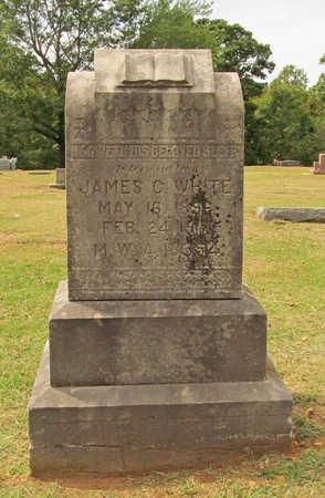 WHITE, JAMES C. - Benton County, Arkansas | JAMES C. WHITE - Arkansas Gravestone Photos