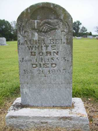 WHITE, LAURA BELL - Benton County, Arkansas | LAURA BELL WHITE - Arkansas Gravestone Photos