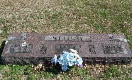 WHITLEY, ELLEN MAY - Benton County, Arkansas | ELLEN MAY WHITLEY - Arkansas Gravestone Photos