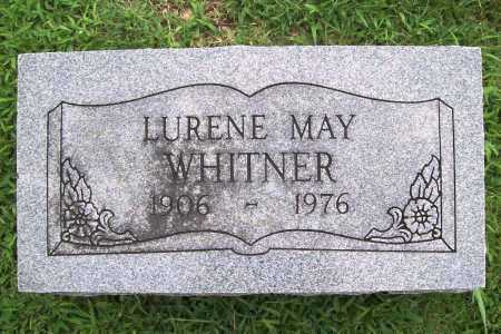 WHITNER, LURENE MAY - Benton County, Arkansas | LURENE MAY WHITNER - Arkansas Gravestone Photos
