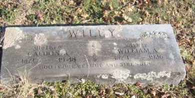 WILEY, WILLIAM A. - Benton County, Arkansas | WILLIAM A. WILEY - Arkansas Gravestone Photos