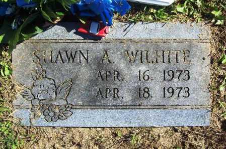 WILHITE, SHAWN ANTHONY - Benton County, Arkansas | SHAWN ANTHONY WILHITE - Arkansas Gravestone Photos