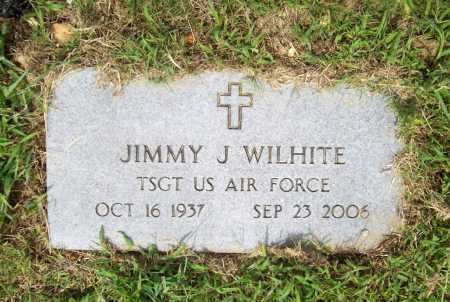 WILHITE (VETERAN), JIMMY J. - Benton County, Arkansas | JIMMY J. WILHITE (VETERAN) - Arkansas Gravestone Photos