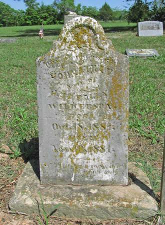 WILKERSON, JOHNATHAN - Benton County, Arkansas | JOHNATHAN WILKERSON - Arkansas Gravestone Photos