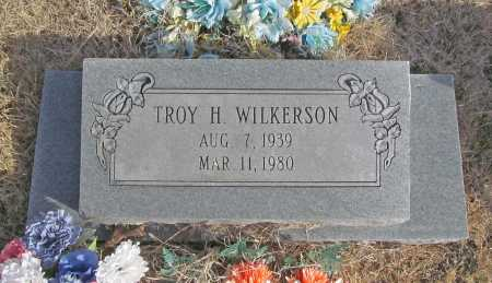 WILKERSON, TROY H. - Benton County, Arkansas | TROY H. WILKERSON - Arkansas Gravestone Photos