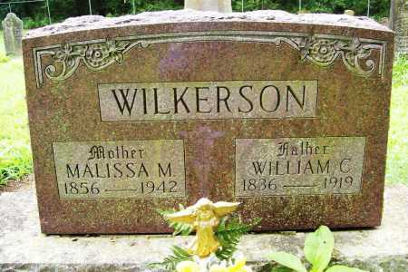WILKERSON, WILLIAM C. - Benton County, Arkansas | WILLIAM C. WILKERSON - Arkansas Gravestone Photos