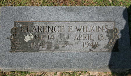 WILKINS, CLARENCE E. - Benton County, Arkansas | CLARENCE E. WILKINS - Arkansas Gravestone Photos