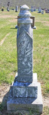 WILKINS, CLEO ALLIE - Benton County, Arkansas | CLEO ALLIE WILKINS - Arkansas Gravestone Photos