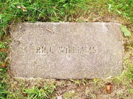 WILLIAMS, BILL - Benton County, Arkansas | BILL WILLIAMS - Arkansas Gravestone Photos