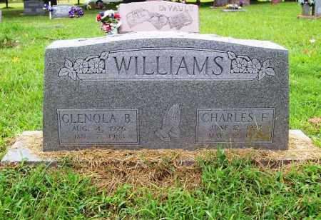 WILLIAMS, GENOLA B. - Benton County, Arkansas | GENOLA B. WILLIAMS - Arkansas Gravestone Photos