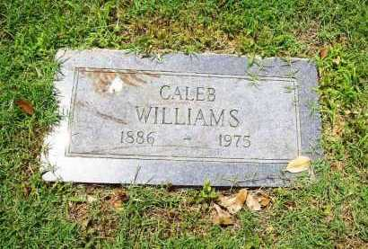 WILLIAMS, CALEB - Benton County, Arkansas | CALEB WILLIAMS - Arkansas Gravestone Photos